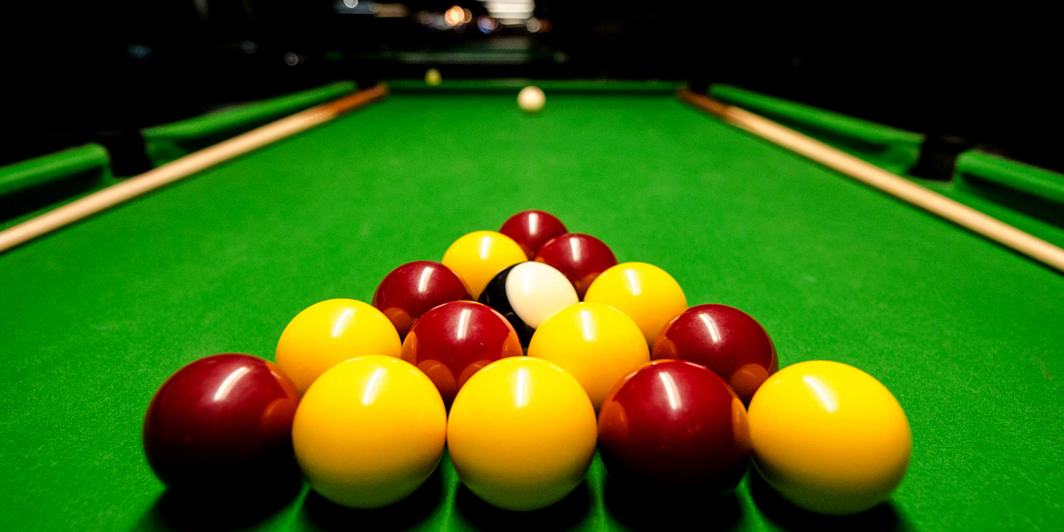Winter Pool and Darts Leagues
